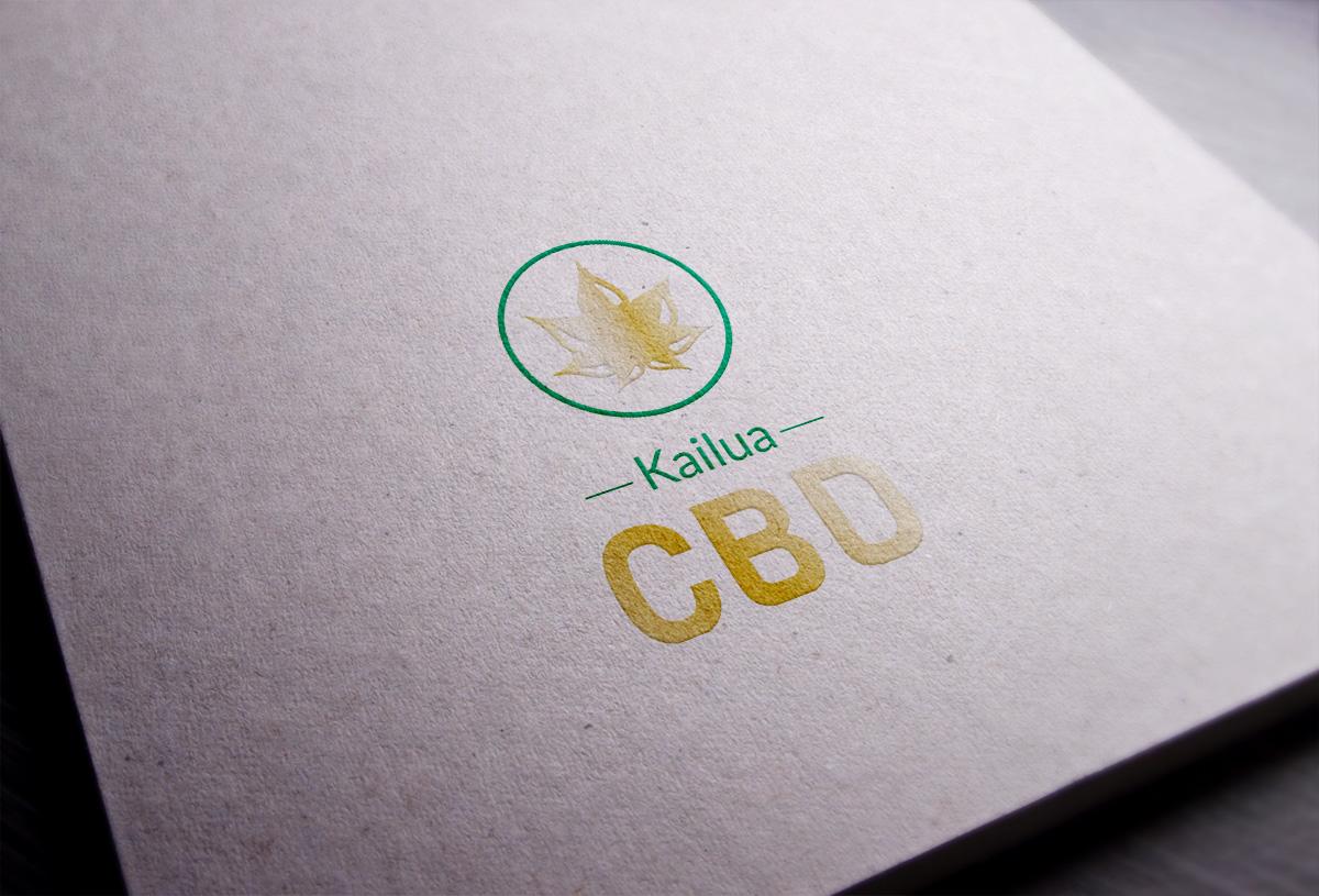 kailua cbd logo projektowanie logo dsn studio warszawa