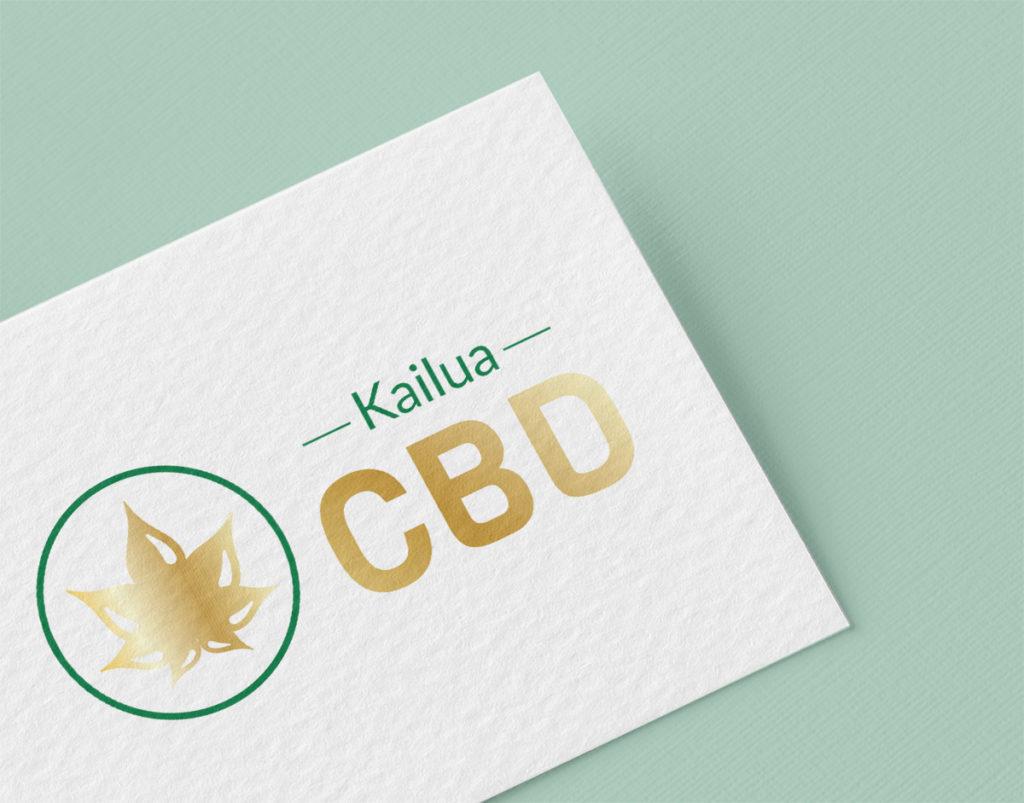 kailua cbd logo projektowanie logo dsn studio łomianki