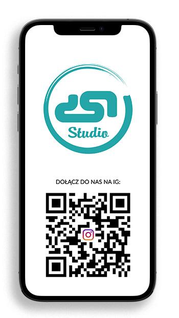 studio graficzne instagram